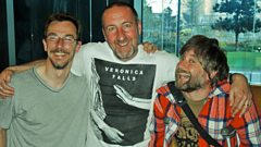 King Creosote in conversation with Marc Riley