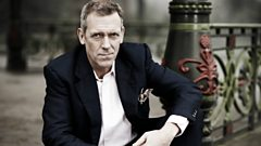 Hugh Laurie talks to Steve Wright