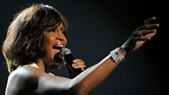 Whitney Houston is inducted into the Singers Hall of Fame