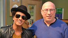 Bruno Mars - Tracks Of My Years