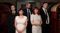Camera Obscura join Dermot O'Leary in the studio