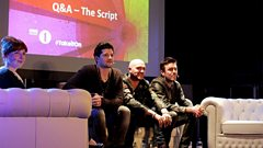 The Script Q & A from the Radio 1 Academy