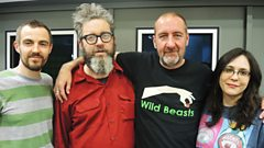 The Handsome Family live with Marc Riley