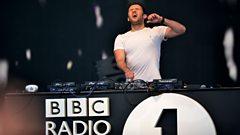 Danny Howard at Radio 1's Big Weekend 2013