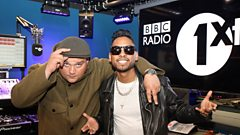 Miguel Freestyles about his race Twitter row on Charlie Sloth