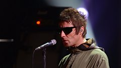 Beady Eye chat with Lammo