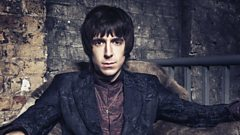 Miles Kane chats to Steve Wright
