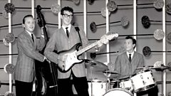 Buddy Holly inducted into Singers Hall of Fame