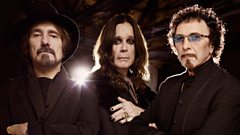 Black Sabbath in conversation with Daniel P Carter