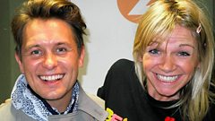 Mark Owen chats with Zoe