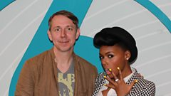 Janelle Monae In Conversation With Gilles