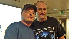 DJ Slipmatt joins Dave Pearce