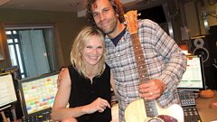 Jack Johnson chats to Jo Whiley