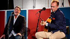 Gary Kemp and Tony Hadley sing Spandau Ballet's True