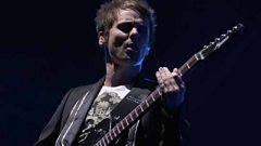 'They have a mind of their own. It's AI scary!' – Matt Bellamy battles with modern technology on tour