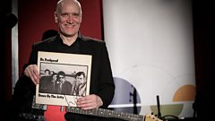 'What?! So I had to get terminal cancer to be asked to play at your poxy show?!'- Wilko Johnson