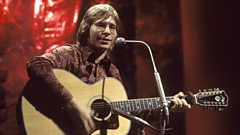John Denver is inducted into Michael Ball's Singers Hall of Fame