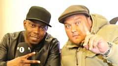 Dizzee Rascal On The Official Chart