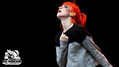 Paramore - Radio 1's Big Weekend highlights