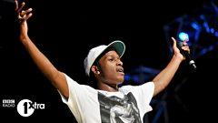 A$AP Rocky - Radio 1's Big Weekend highlights
