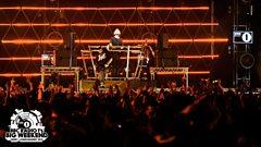DJ Fresh - Radio 1's Big Weekend highlights