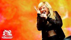 Ellie Goulding - Radio 1's Big Weekend highlights