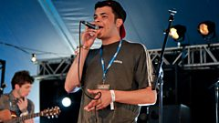 Ady Suleiman - State of Mind at Glastonbury 2013
