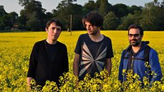 Colin Greenwood's post-gig tourbus throwdown