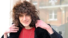 Temples live in session for Huw Stephens