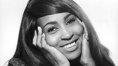 Tina Turner is inducted into the Singers Hall of Fame