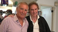 Ray Davies talks to Johnnie Walker