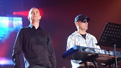 The Pet Shop boys catch up with Jo Whiley