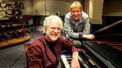 Chuck Leavell discusses his solo on Jessica with Paul Jones