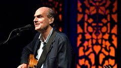 James Taylor is inducted into Michael Ball's Singers Hall of Fame
