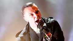 Hurts - Glastonbury highlights
