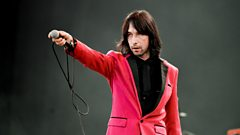 Primal Scream - Glastonbury highlights
