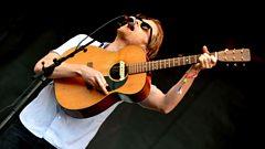 The Lumineers - Glastonbury highlights