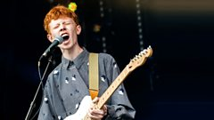 King Krule - Glastonbury highlights