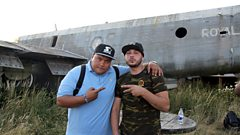 Charlie Sloth chats to K Koke