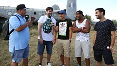 Charlie Sloth chats to Rudimental
