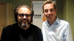 Raul Malo chats to Ryan Tubridy