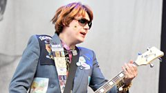 Nicky Wire speaks to Stuart Maconie