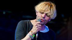 Tim Burgess - Glastonbury highlights
