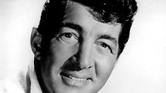 Dean Martin is inducted into Michael Ball's Singers Hall of Fame
