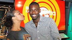 Wretch 32 chats to Sarah-Jane Crawford