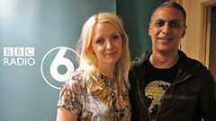Nitin Sawhney chats to Lauren Laverne