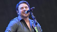 Chris Young: Writing the song You