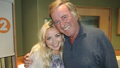 Charlotte Church performs live on Weekend Wogan