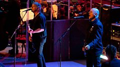 The Stranglers chat with Steve Lamacq