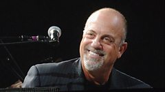 Billy Joel is inducted into Michael Ball's Singers Hall of Fame